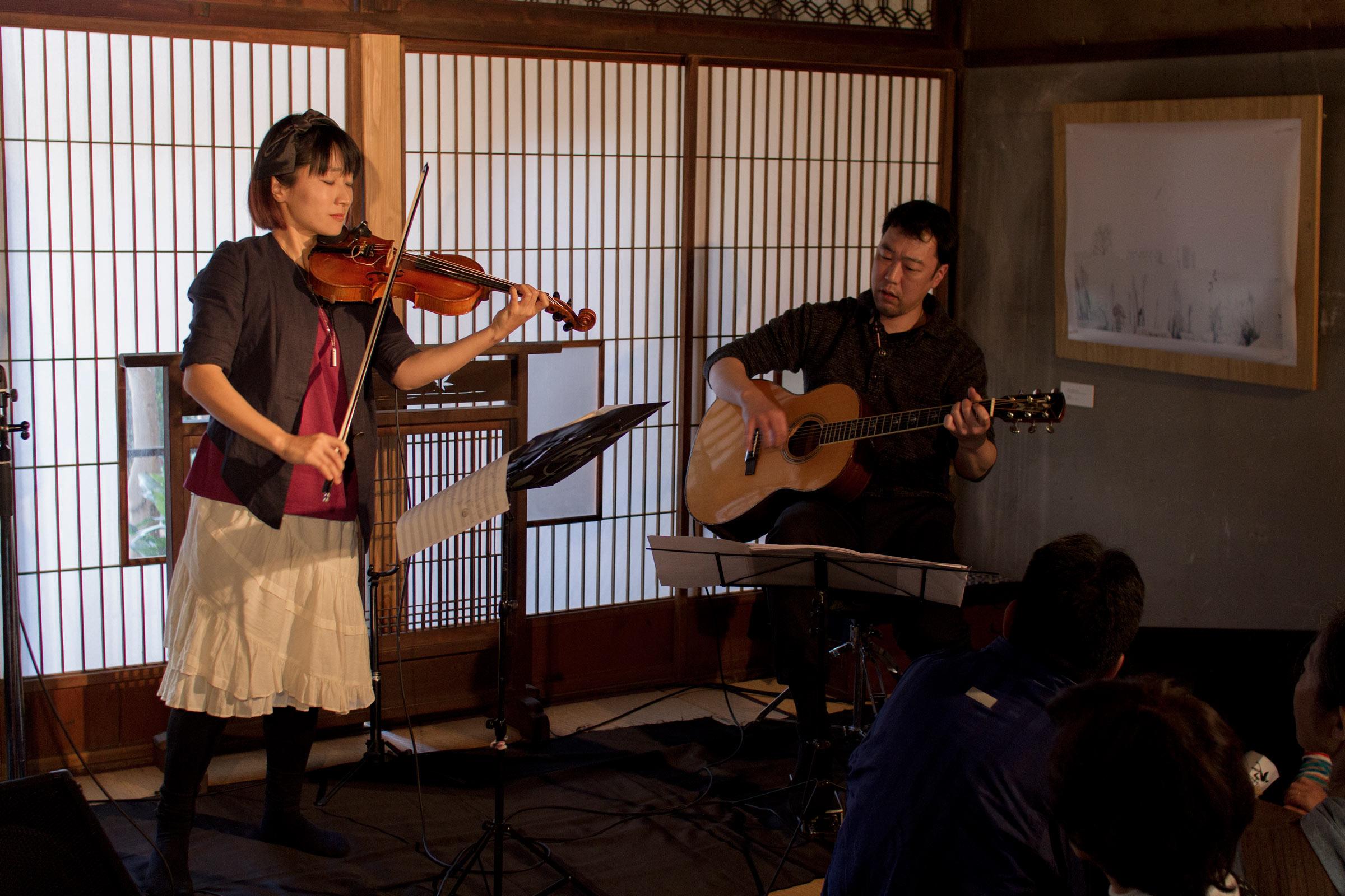 Koyama Rie Violin Concert Japan Onishi
