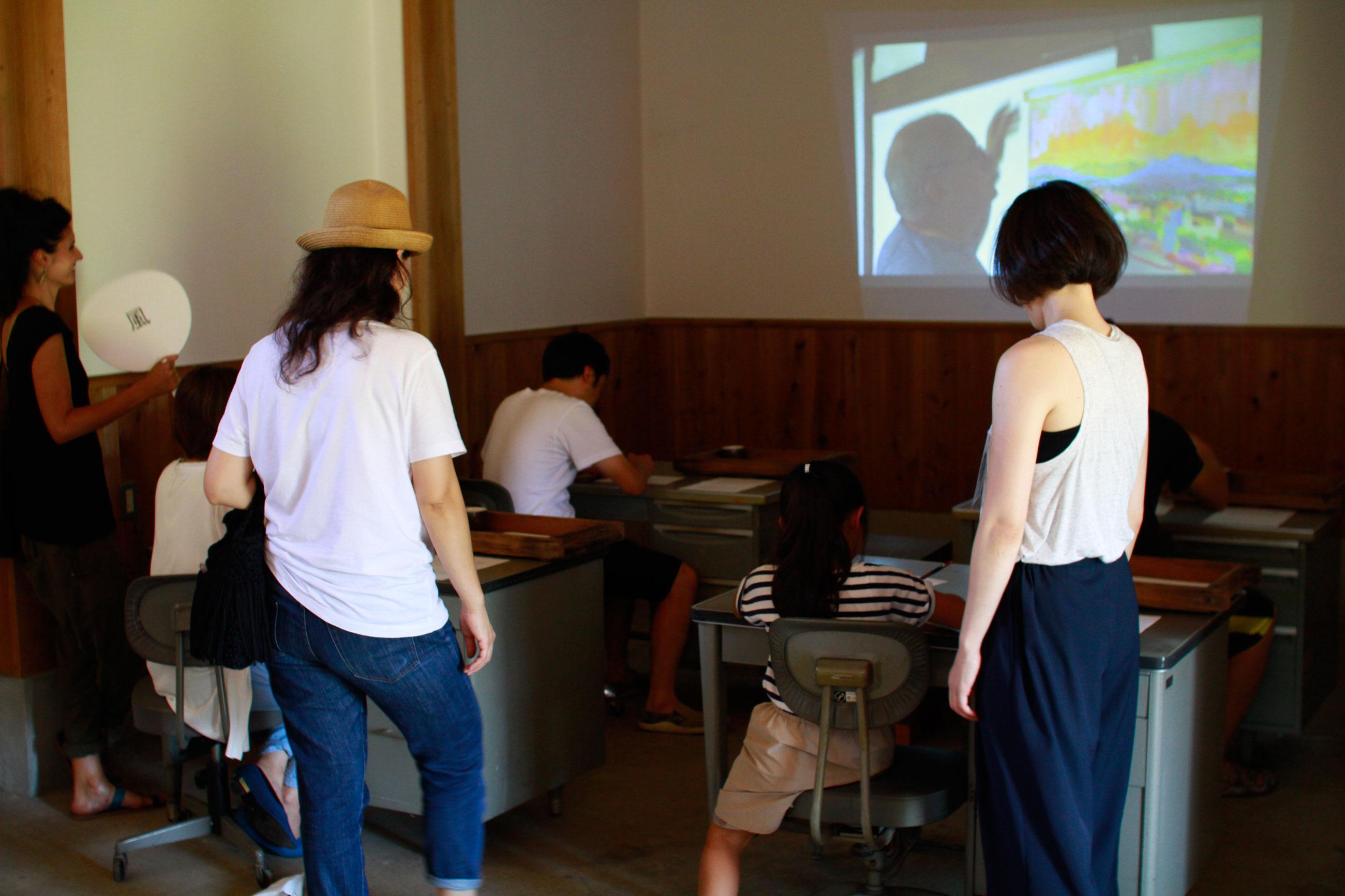 鬼石夏祭り鬼石夏祭りに参加したアーティスト。2016年鬼石の展示会。Shiro Oni Studio art Exhibition 2016に参加したアーティスト。2016年鬼石の展示会。Shiro Oni Studio art Exhibition 2016