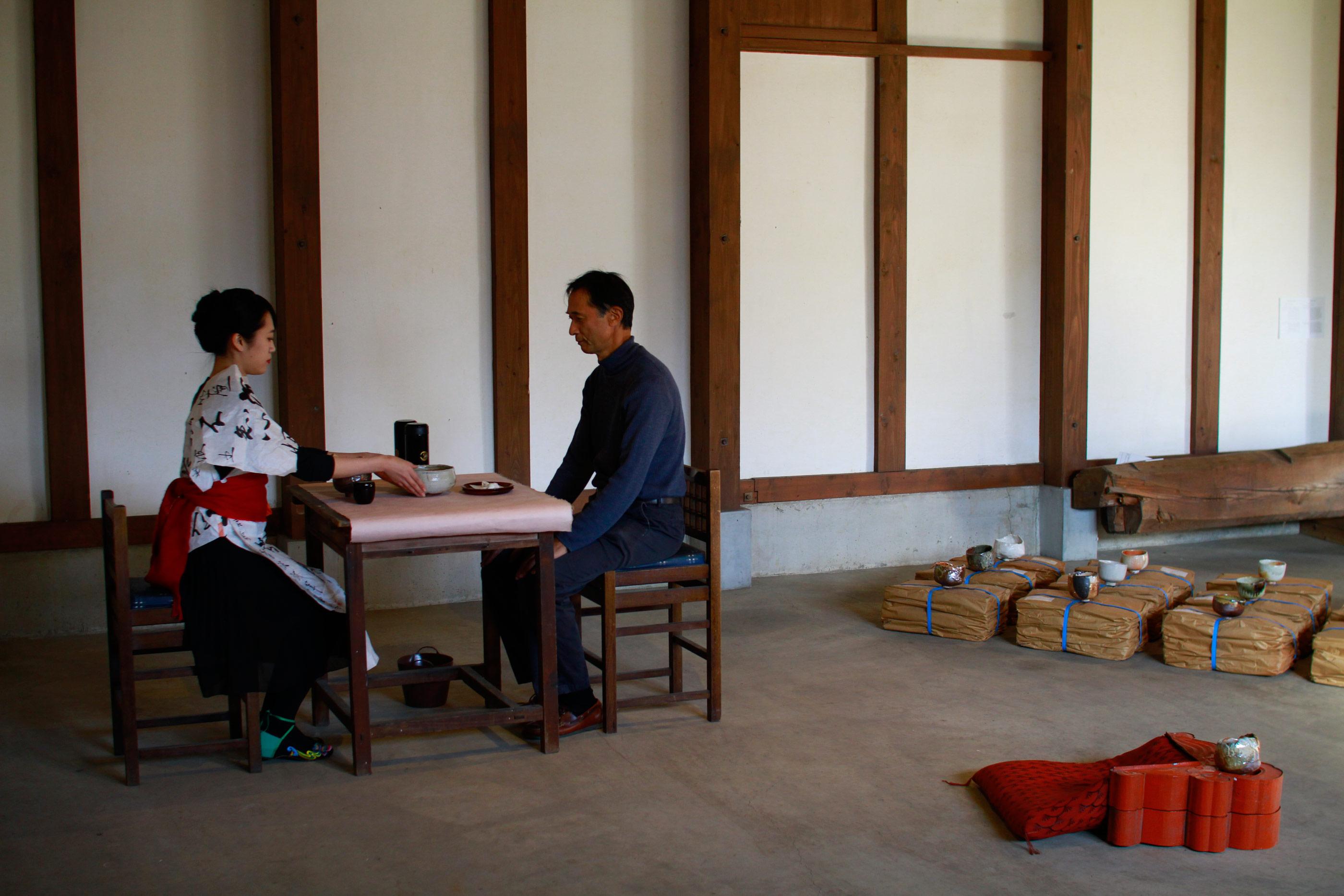 2016 Art Exhibition Japan Residency Onishi