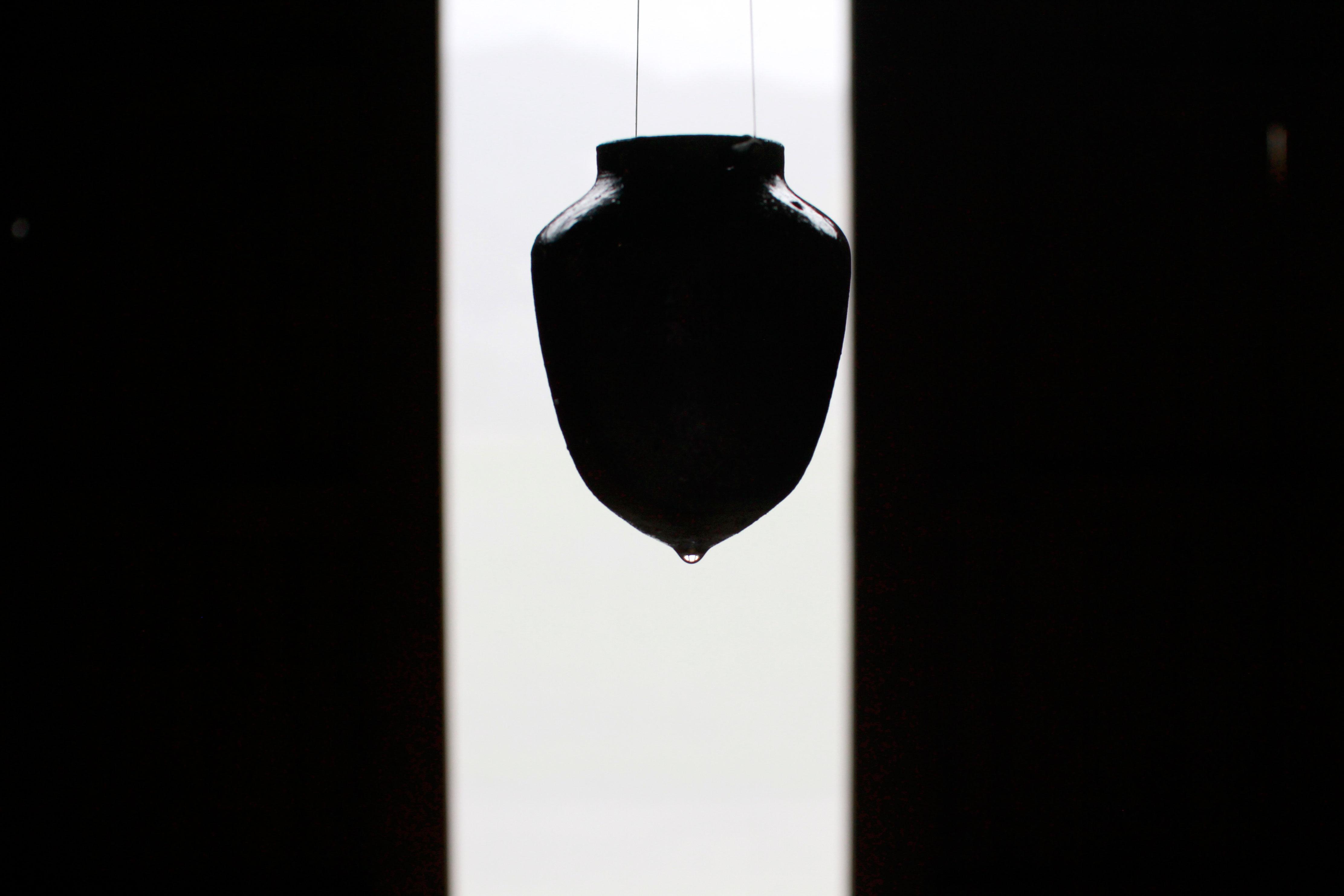 Japan Art Exhibition Shiro Oni Studio Art Residency シロオニスタジオの展覧会 2017 June Petra Dalstrom Artwork